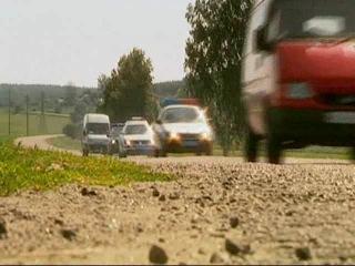 Европейский конвой,2003 г.