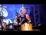 Mike Terrana (drum solo) @ Brasilia, Brazil 15.03.2011
