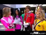 Interview with Cast of Power Rangers Samurai - Good Day LA (FOX)