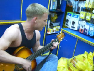 Песня Толяна под гитару 2008 (part 2)