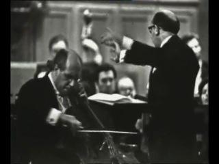 А. Дворжак - Концерт для виолончели с орк. / Ростропович