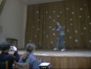 я.что-то похожее на выступление)))