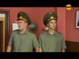 Офицеры кланяются, прапорщики и старшины целуют руку, а солдаты....НА КОЛЕНИ!!!!!...)))))