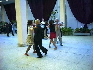 Начало танцевального сезона 10-11, Русский лирический танец!