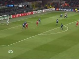 Интер - Бавария 0 -1 ( 18 финала Лиги Чемпионов , обзор матча )
