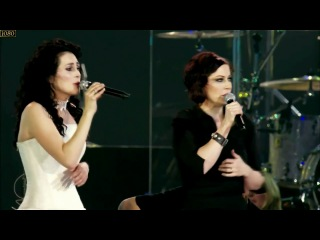 Amy Lee and Sharon den Adel - Somewhere