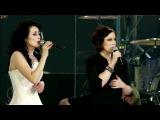 Sharon den Adel (Within Temptation) ft Anneke van Giersbergen (Agua de Annique) - Somewhere