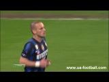 ЛЧ 10-11. Бавария - Интер (2-2, Снейдер 63)