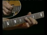 Guitar Lessons &amp Techniques - Hot Licks - Jazz - Tal Farlow - The Legendary Jazz Guitar Of Tal Farlow - 1'16'21