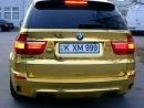 BMW-X5 Gold