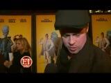 Brad Pitt at Megamind Premiere