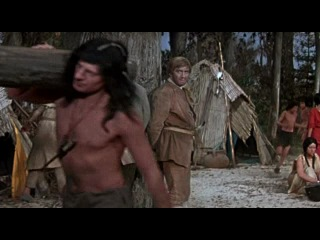 Чингачгук Большой Змей.1967. Гойко Митич.