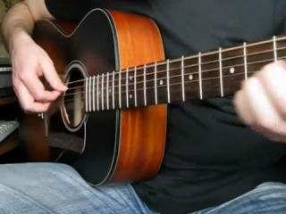 Ария - Осколок льда - песня под гитару +18 xxx [ http://dtpshka.org.ua ] xxx +18