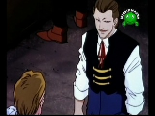 Легенда о Зорро (анимэ) 41 серия