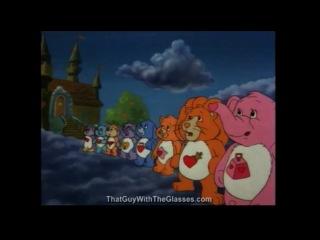 Nostalgia Critic - Care Bears 2 (rus vo)