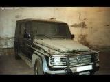 Бандитское авто 90-х