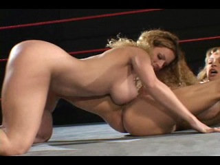 Tanya Danielle vs Goldie Blair - sexfight (XXX)