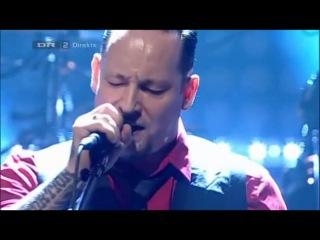 Volbeat - Fallen [Live @ DR P3 Guld 2011]