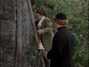 Тот самый Мюнхгаузен  1 серия  Приезд пастора  Томас и пастор  Сцена с дверным колокольчиком