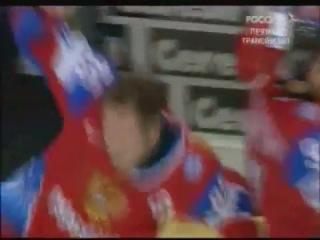 Хоккей. ЧМ-2009. Швейцария. Финал. Россия - Канада 2:1
