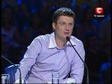 X-Factor (Ukraine-Donetsk) - Alexei Kuznetsov - Adagio (T.G. Albinoni)
