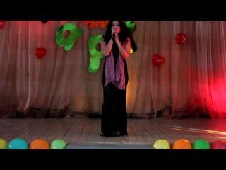 05.03.11 концерт (Cristina Agilera - Hurt)