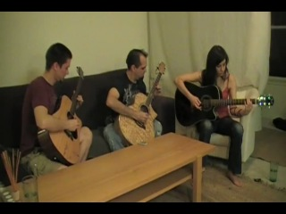 Gyroscope In Flames Metacoustiq Metacoustic Acoustic Guitar Cover Metal