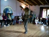 Элиас Моралес танцует стихо Лорки