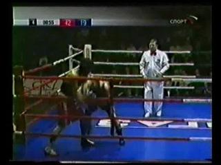 ЧР 2004 Михаил Гала-Артур Бетербиев.полуфинал.81кг.4 раунд.