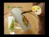 Дизайн нарощенных ногтей (видео урок) [zhezelru]