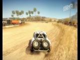 Моя гонка в игре Colin McRae:Dirt 2-Гонка Stock Baja этап 1
