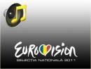 Silvia Stefanescu - I Can't Breath Without You (Национальный отбор Румынии на Евровидение 2011)