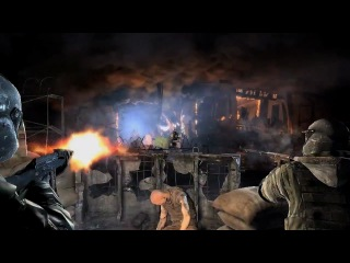 Metro: Last Light -продолжение игры Метро 2033, Vtnhj 2033