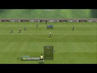 Andrey_koOo`s goal in PES 2009