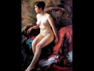 Ou Chujian painter of the nude 画家的裸体
