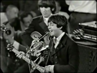 The Beatles - Yesterday [24.06.1966] HD