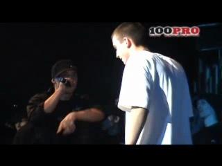 CIFRA vs MCA7 (KAMORA)   Rap Music 2006 [Рифмы и Панчи]