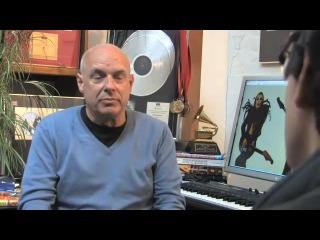 Brian Eno The Dick Flash interview