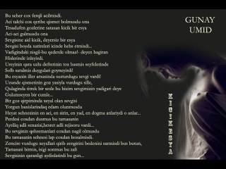 gunay umid