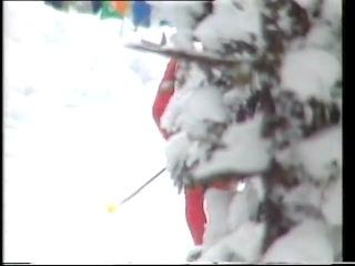 Лыжные гонки. Олимпиада Сараево 1984. Эстафета. Мужчины. 4х10 км.