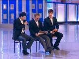 Медведев, Путин, Назарбаев в самолете (КВН. Высшая лига 2010, Казахи)