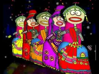 Jingle bell gujarati & tamil