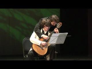 Финкельштейн. Джон Доуленд. Гальярда лорда Чемберлена. Два в одной гитаре.