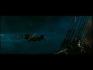 Пираты Карибского моря, на странных берегах. Русский трейлер № 2