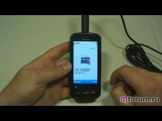 Обзор Nokia C6 - Музыка, радио и видео