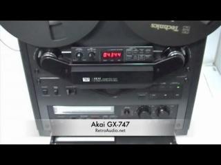 Akai GX-747