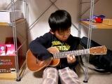 While My Guitar Gently Weeps (ukulele)