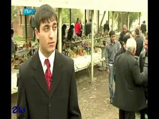 Новый год Езидов в Армении. Подарок из Индии Езидам!