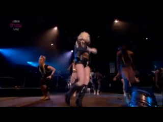 Lady Gaga - Judas (Live at BBC Radio 1's Big Weekend)