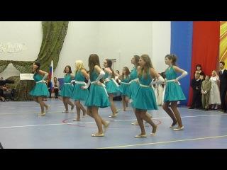 Рыцарь года 2011 - группа поддержки 9-10 классов
